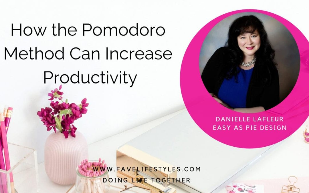 How the Pomodoro Method Can Increase Productivity