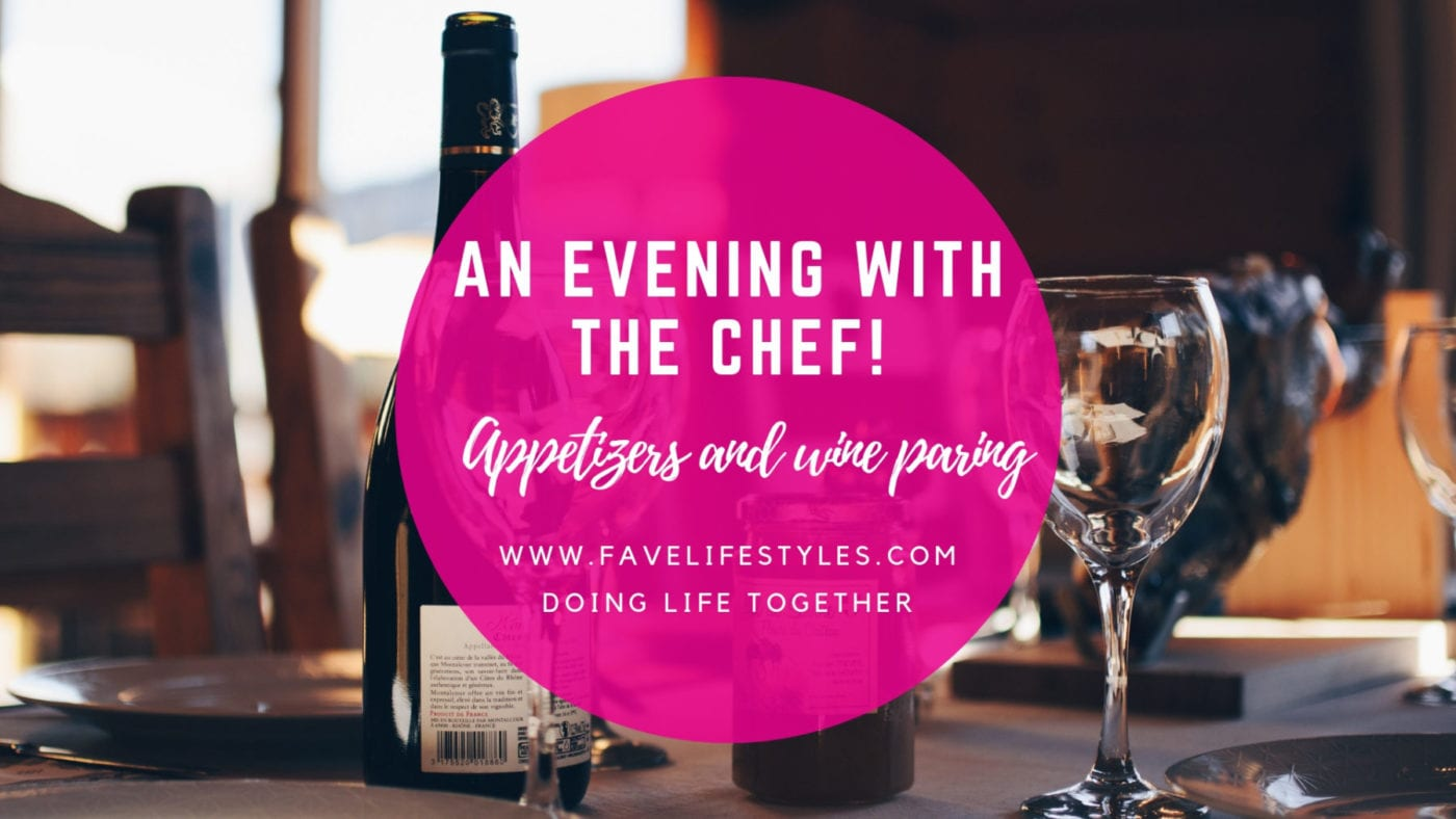 An Evening with the Chef!