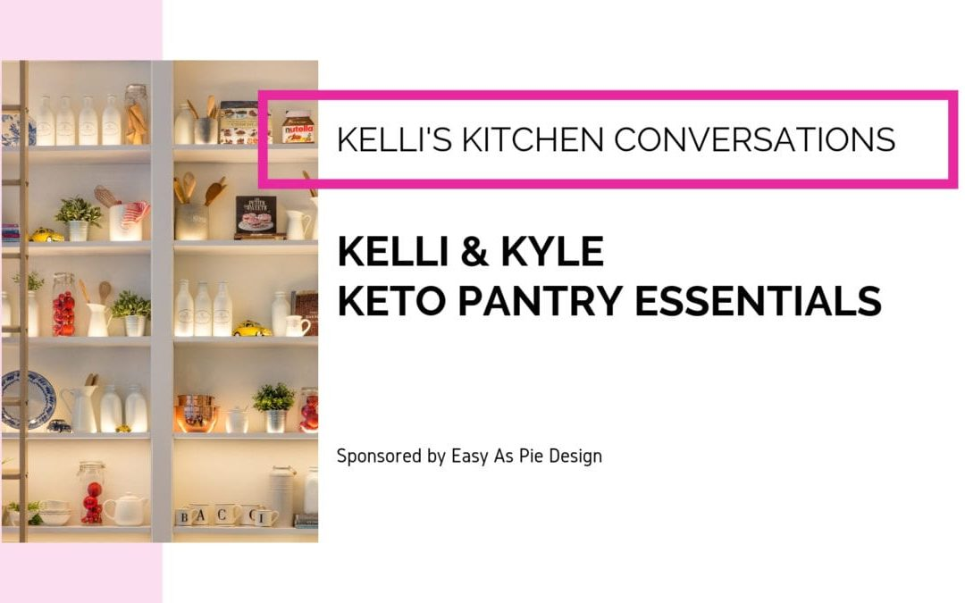 Keto Pantry Essentials