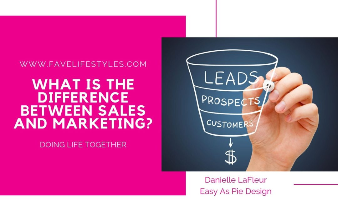 What is the Difference Between Sales and Marketing?