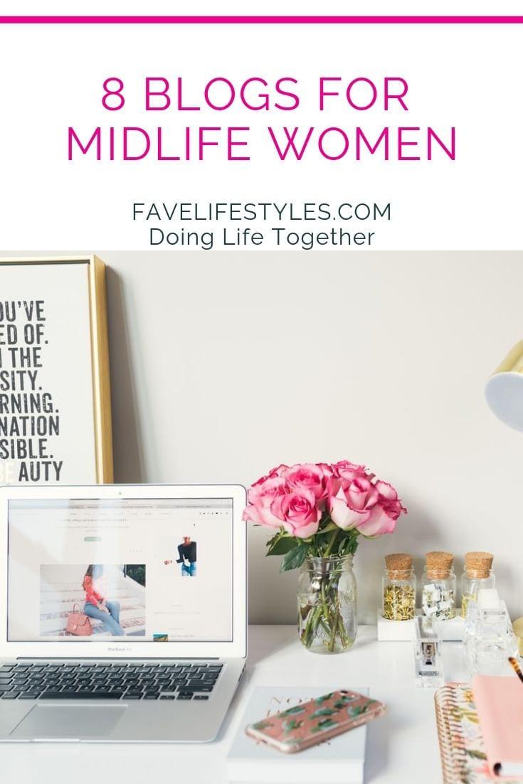 blog for midlife women
