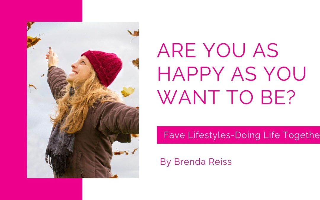 Are You as Happy as You Want to Be?