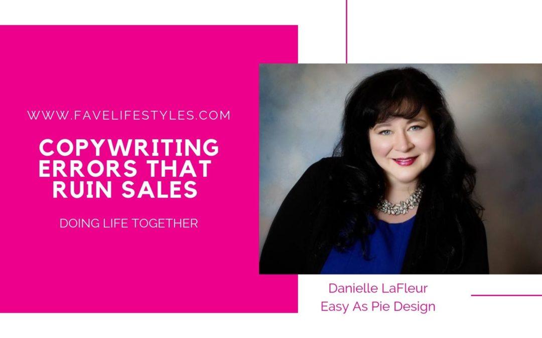 Copywriting Errors that Ruin Sales