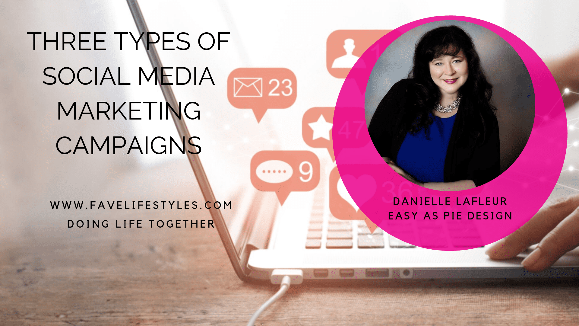 Three Types Of Social Media Marketing Campaigns