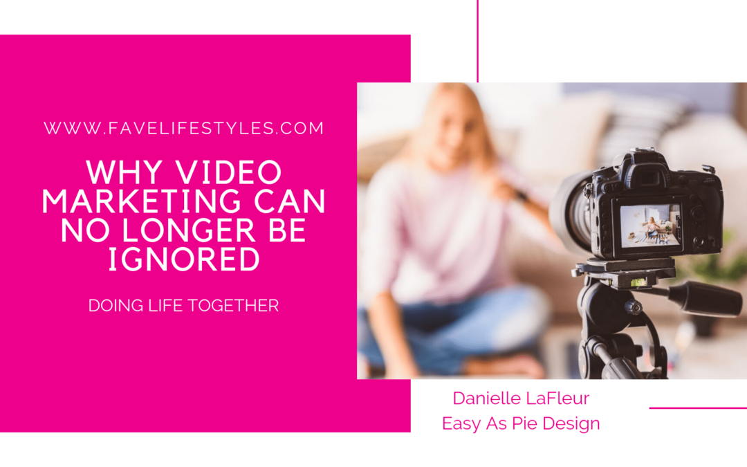 Why Video Marketing Can No Longer Be Ignored