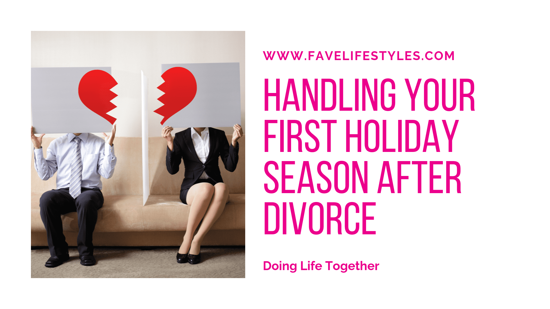 Handling Your First Holiday Season After Divorce