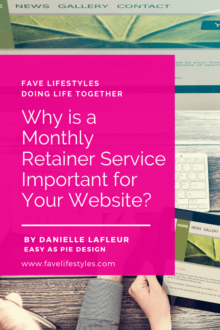 Why is A Monthly Retainer Service Important for Your Business?