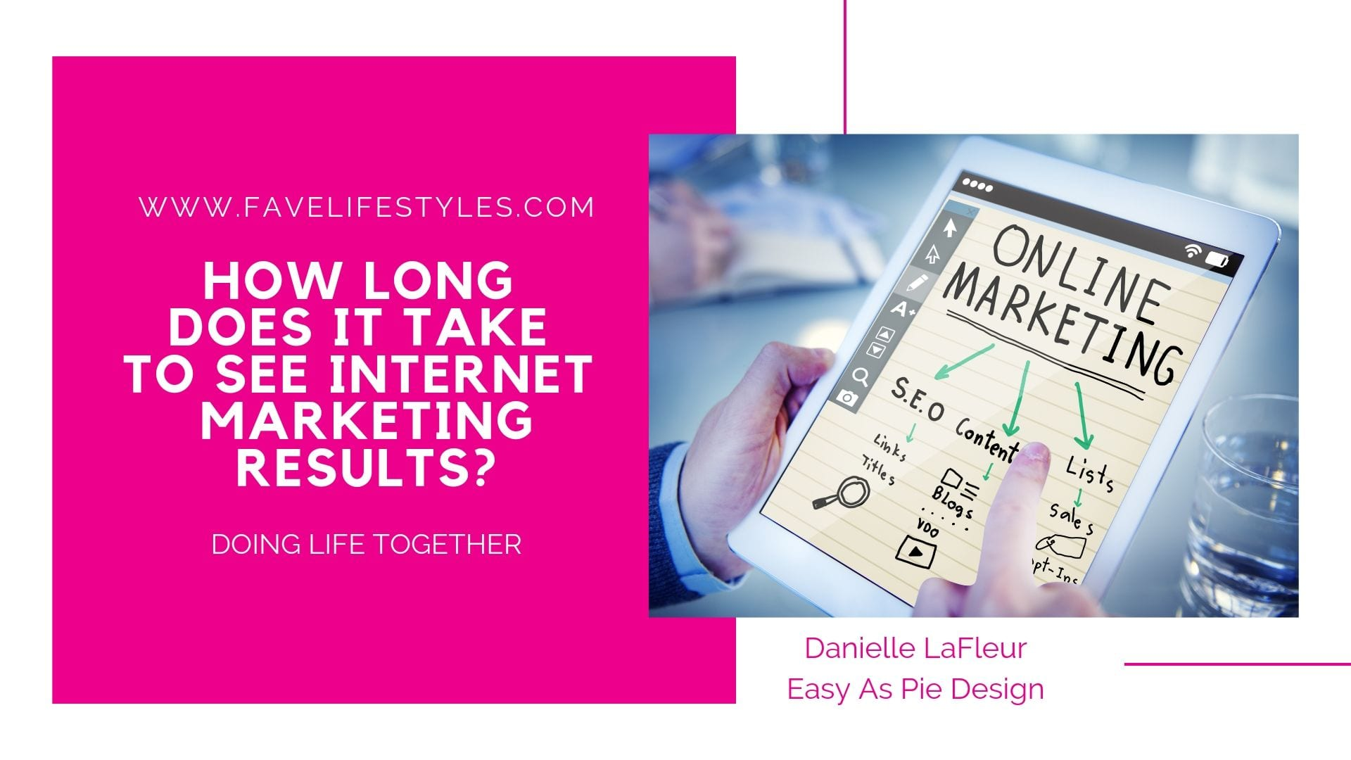 How Long Does It Take to See Results from Internet Marketing?