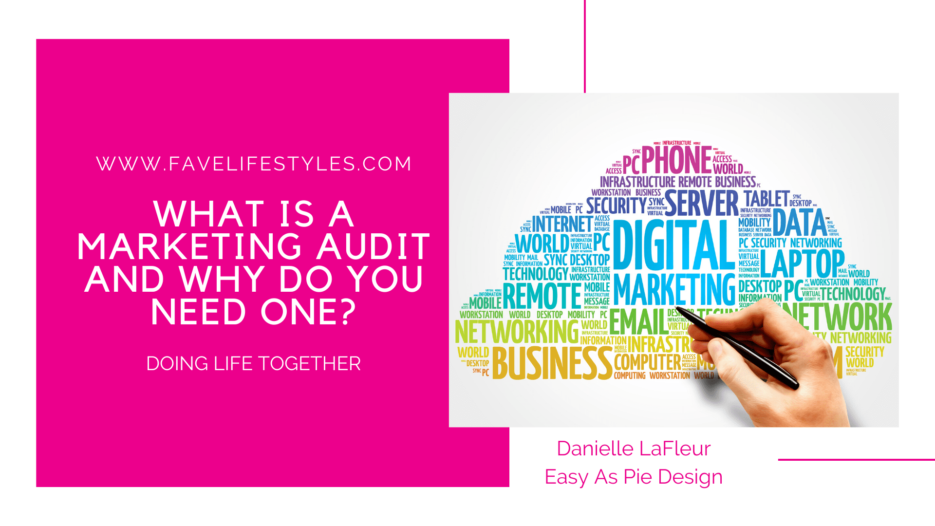 What is a Marketing Audit and Why do you need one?