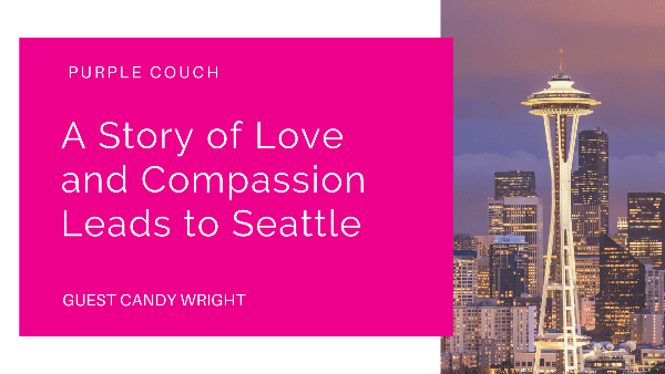 A Story of Love and Compassion with Candy Wright