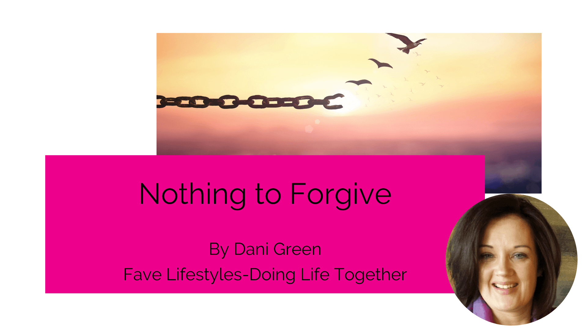 Nothing to Forgive