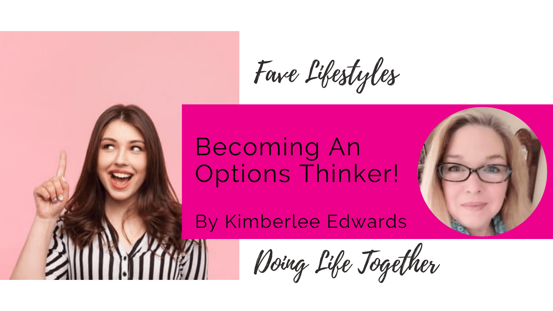Becoming An Options Thinker!