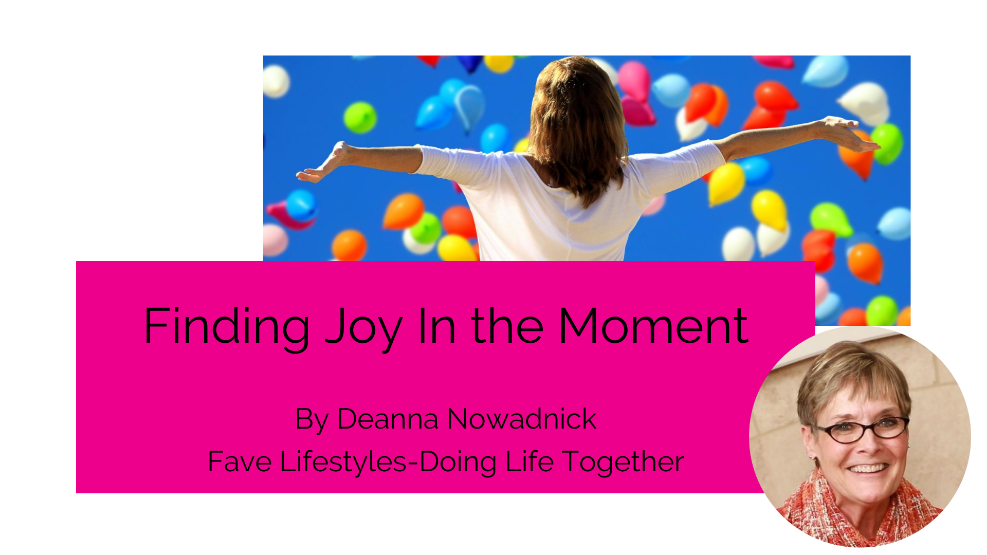 Finding Joy in the Moment