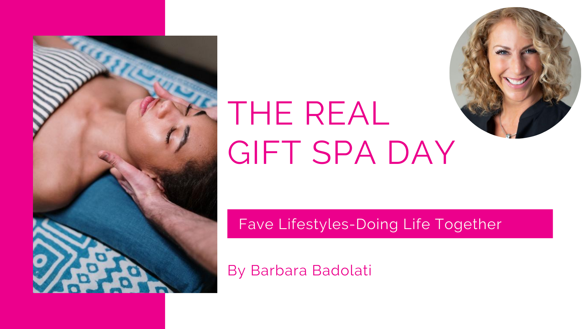 The Real Gift Spa Day