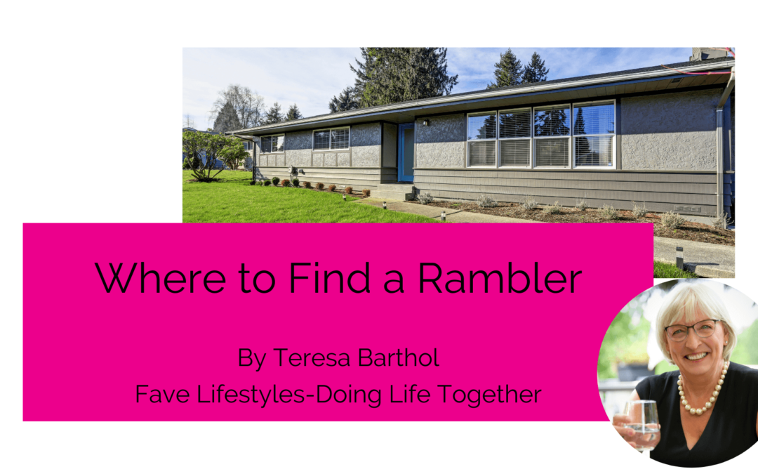 Where to find a Rambler
