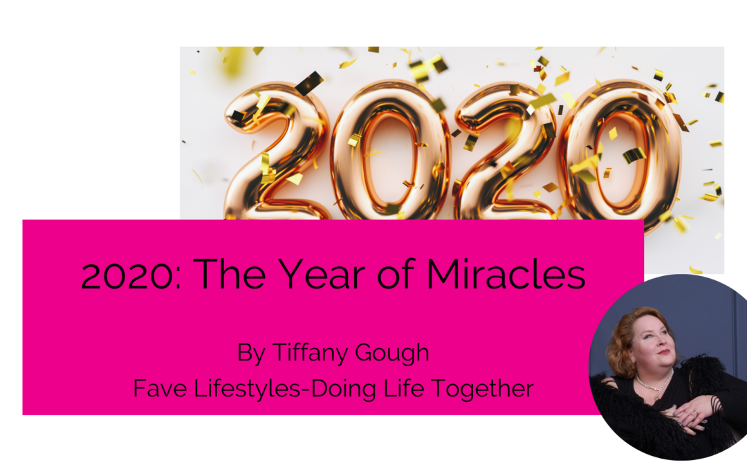 2020 The Year of Miracles