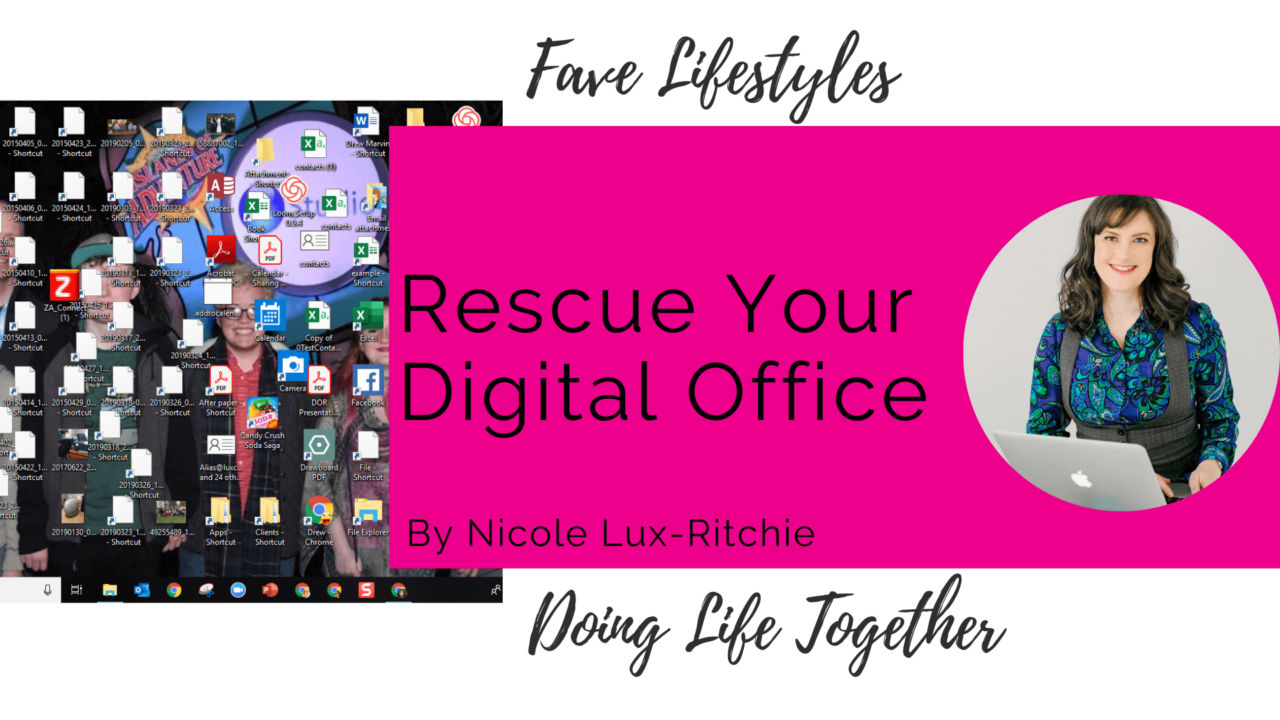Rescue your Digital office