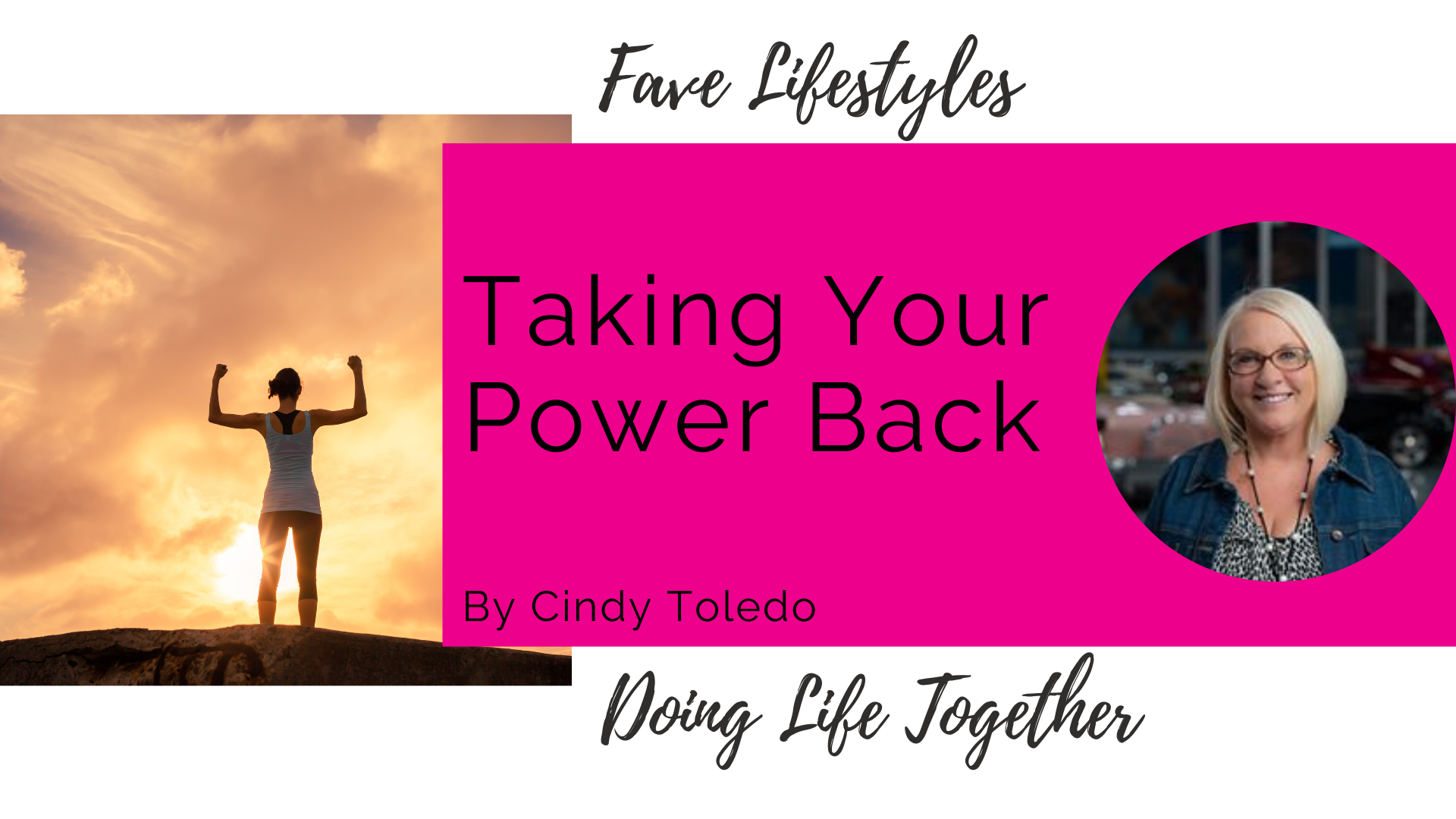 Taking Your Power Back