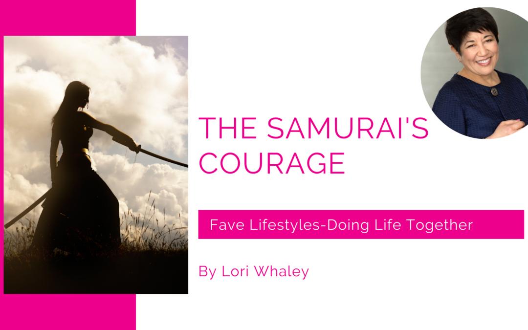 The Samurai's Courage