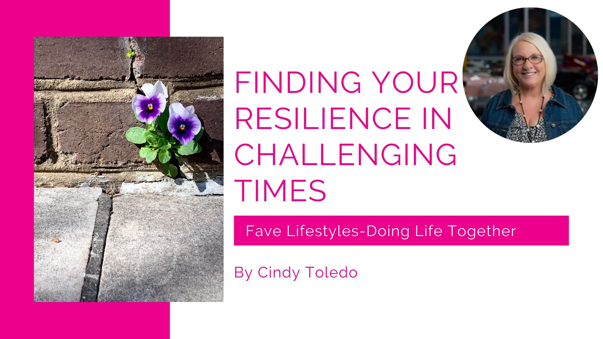 Finding Your Resilience in Challenging Times