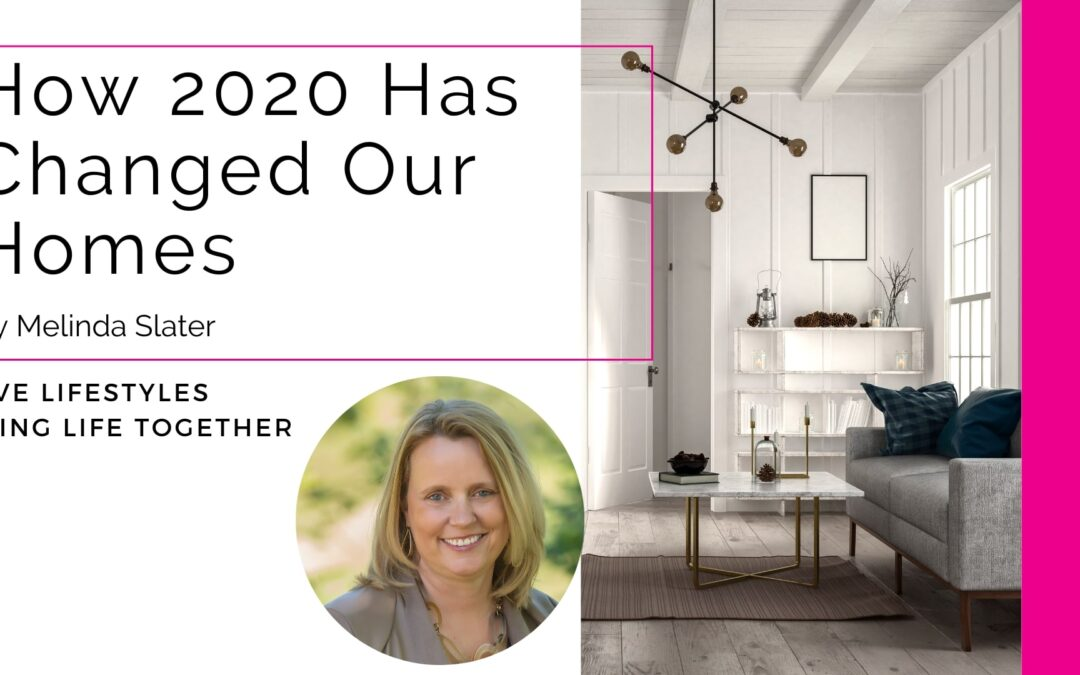How 2020 Has Changed Our Homes