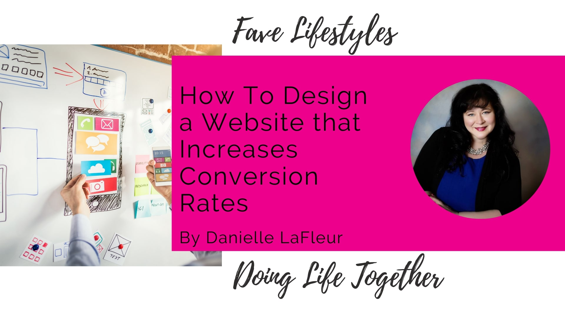 Steps On How To Design a Website that Increases Conversion Rates