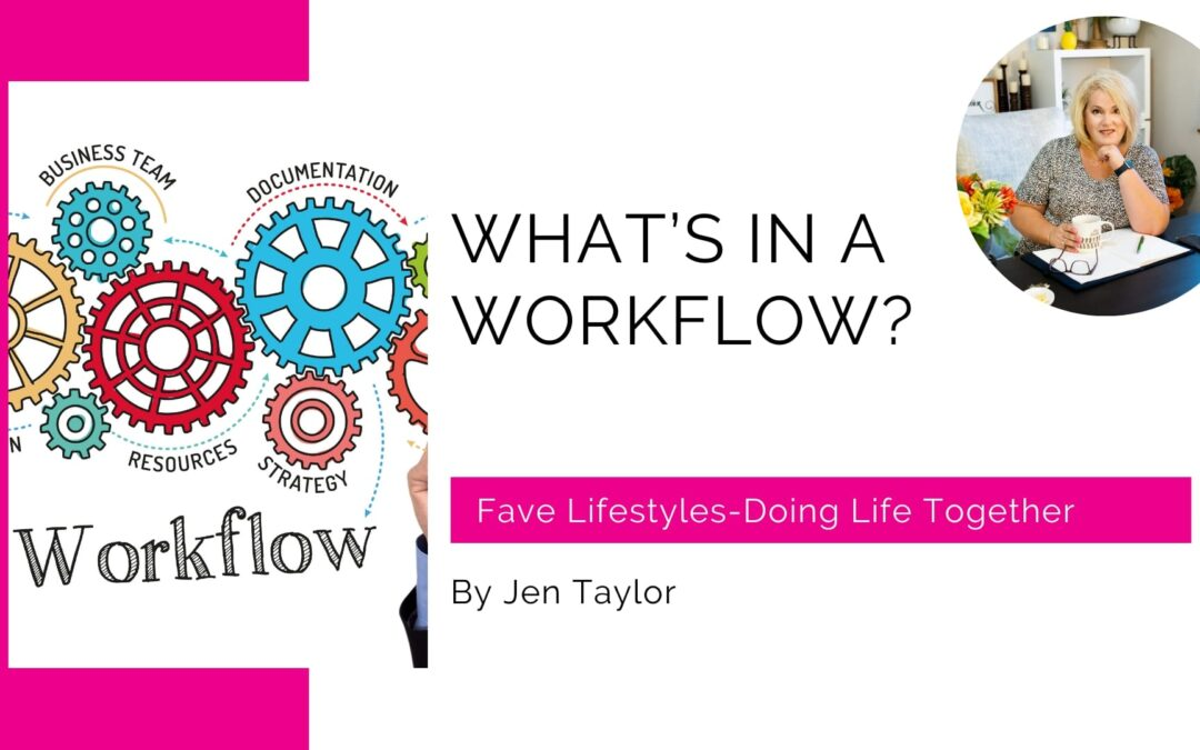What's In a Workflow?