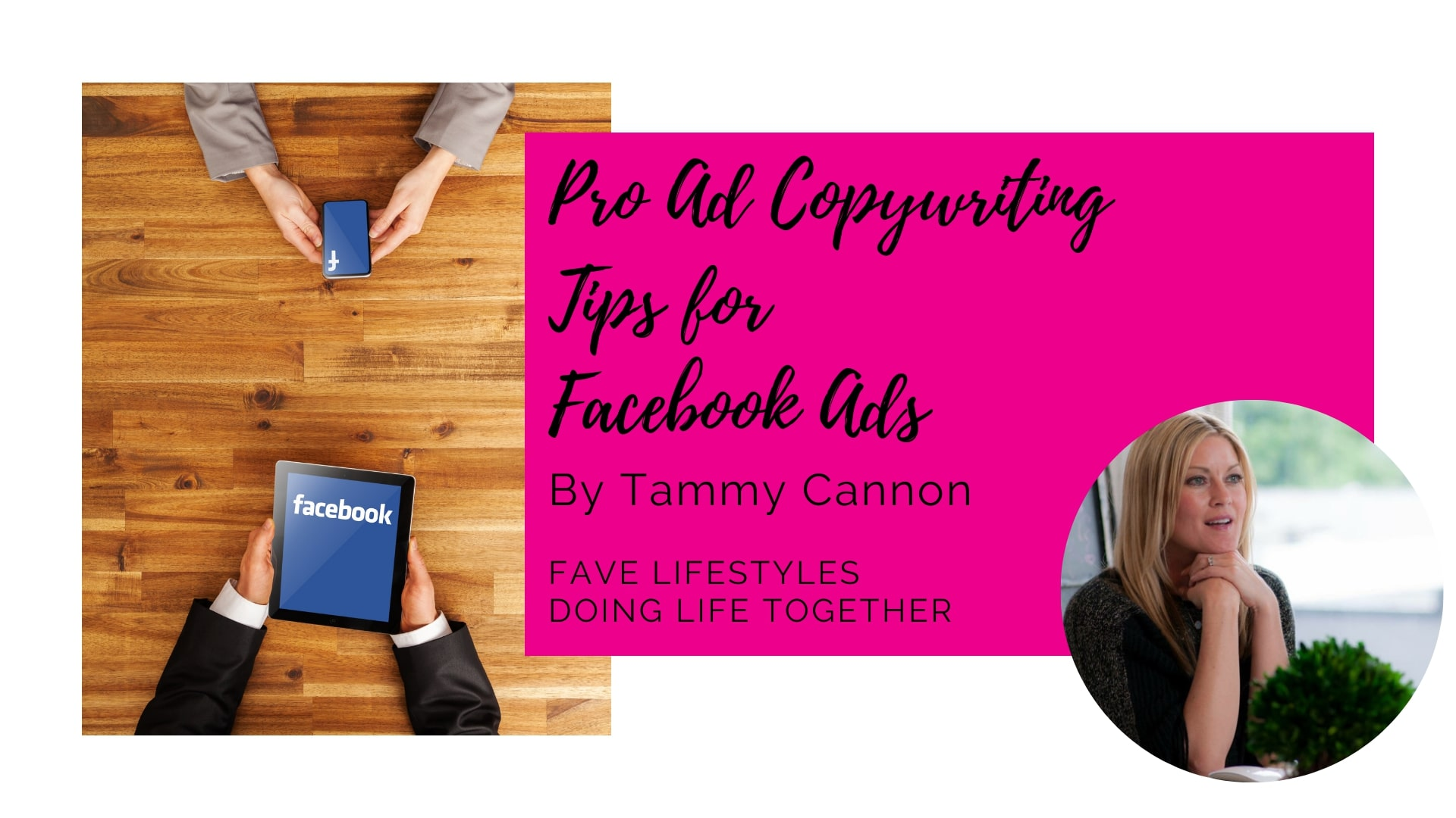 Pro Ad Copywriting Tips for Facebook Ads