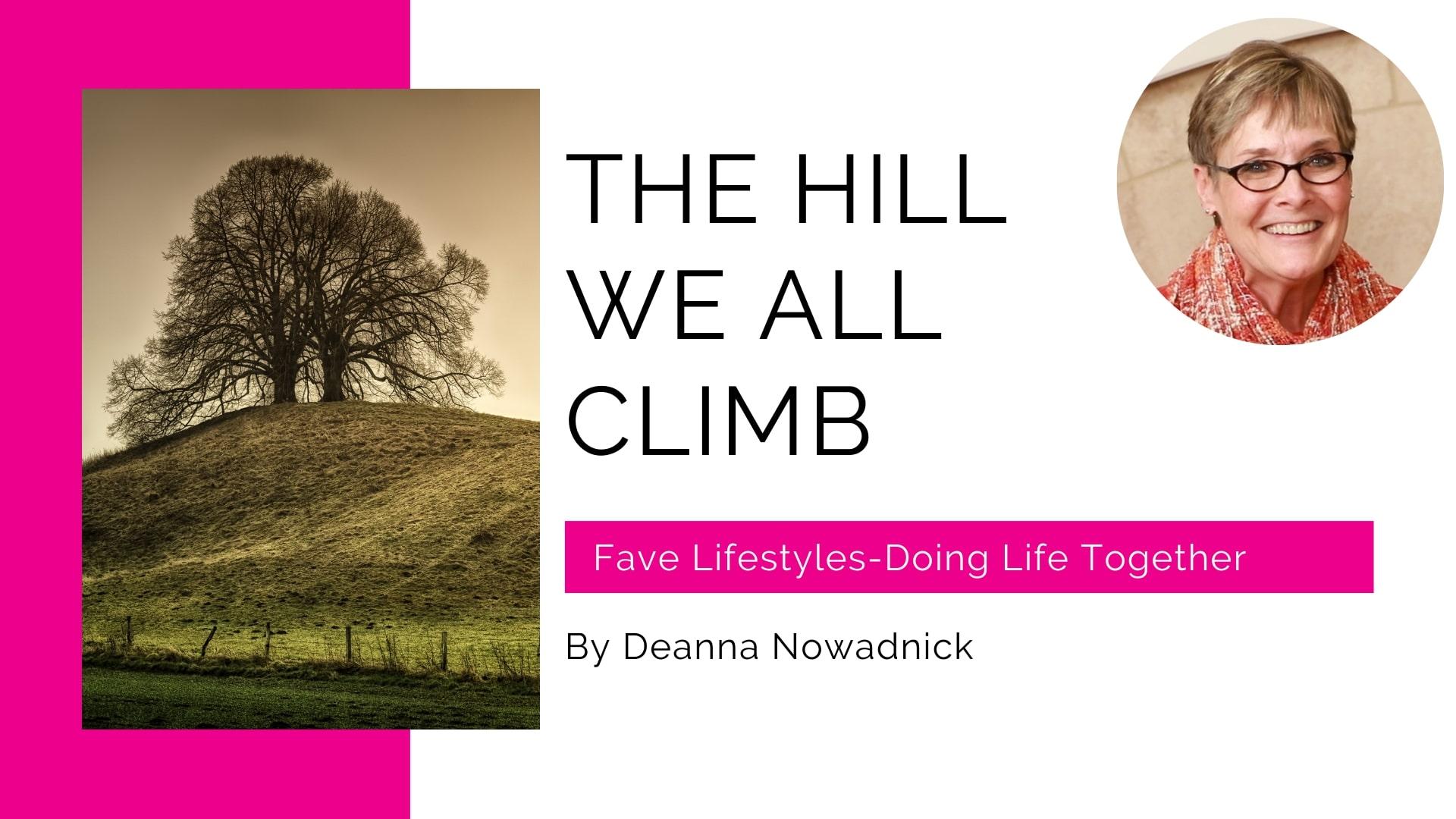 The Hill We All Climb